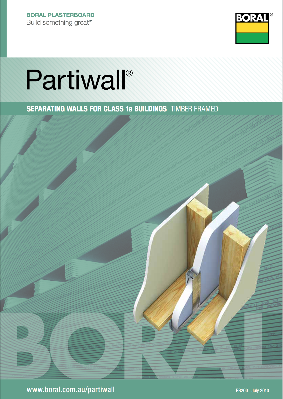 Partiwall Brochure Download